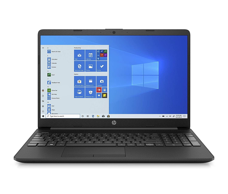 HP 15 (2021) Thin & Light 11th Gen Core i3 Laptop, 8 GB RAM, 1TB HDD, 15.6-inch FHD Screen, Windows 10, MS Office (15s-dy3001TU)